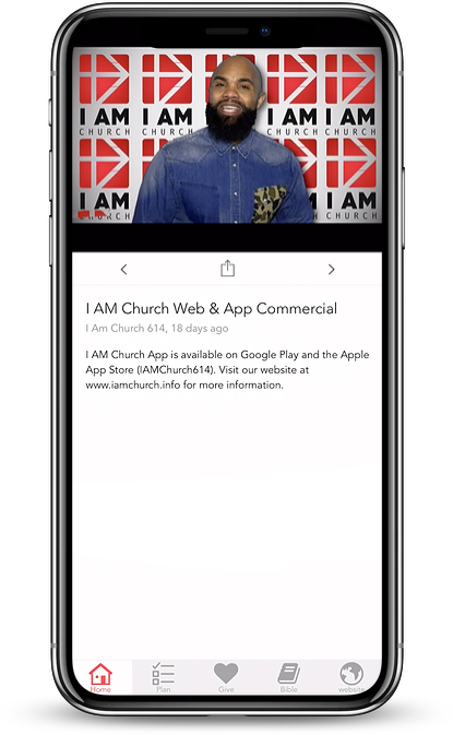 I am church mobile app